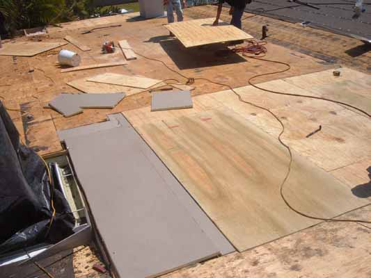 Residential Spray Foam Flat Roofing Thunder Bay Inc