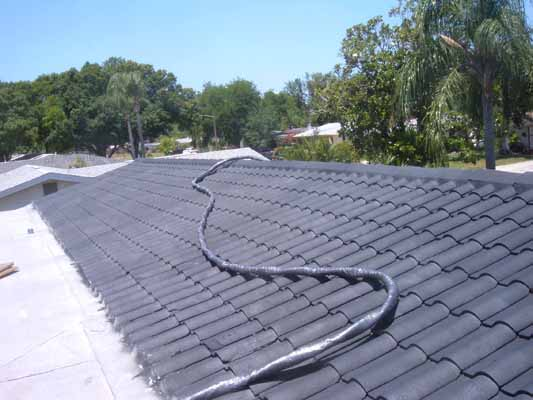 Residential Spray Foam Tile Roofing Thunder Bay Inc